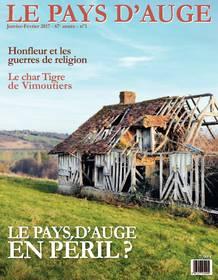 Revue le Pays d'Auge janvier-février 2017