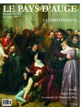 Revue le Pays d'Auge couverture Janvier/Février 2006