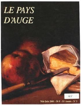 Revue le Pays d'Auge couverture Mai/juin 2001