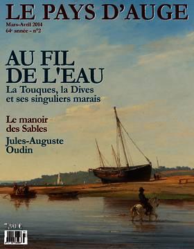 Revue le Pays d'Auge couverture Mars/avril 2014