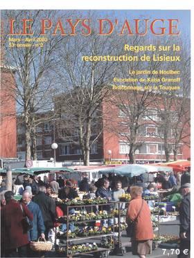 Revue le Pays d'Auge couverture Mars/avril 2003