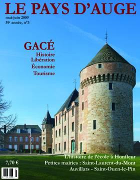 Revue le Pays d'Auge couverture Mai/Juin 2009