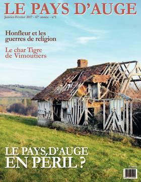 Revue le Pays d'Auge couverture janvier-février 2017