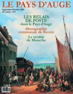 Revue le Pays d'Auge couverture Septembre/Octobre 2012