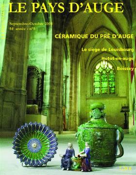Revue le Pays d'Auge couverture Septembre/Octobre 2004