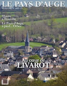 Revue le Pays d'Auge couverture Mai-juin 2016