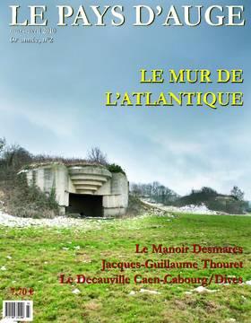 Revue le Pays d'Auge couverture Mars/Avril 2010
