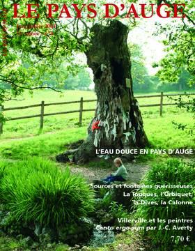 Revue le Pays d'Auge couverture Juillet/Août 2004
