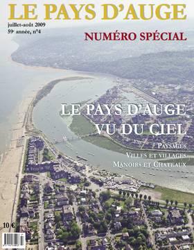 Revue le Pays d'Auge couverture juillet-Août 2009