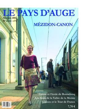 Revue le Pays d'Auge couverture Mai/Juin 2006