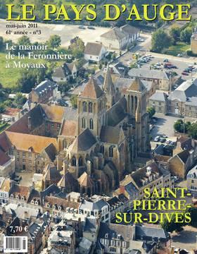 Revue le Pays d'Auge couverture Mai/Juin 2011