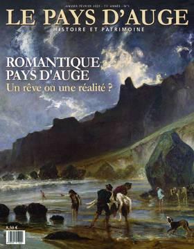 Revue le Pays d'Auge couverture janvier-février 2021
