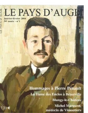Revue le Pays d'Auge couverture Janvier / Février 2004
