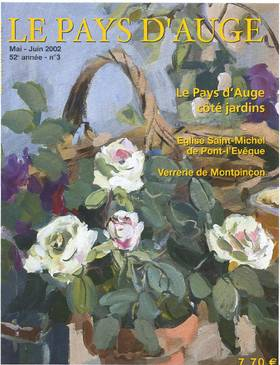 Revue le Pays d'Auge couverture Mai/juin 2002