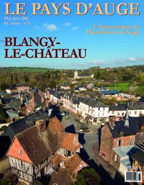 Revue le Pays d'Auge couverture Mai/juin 2012