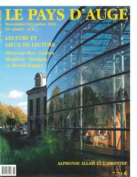 Revue le Pays d'Auge couverture Novembre / Décembre 2004