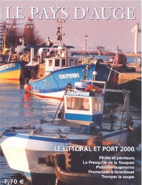 Revue le Pays d'Auge couverture Mai/juin 2003