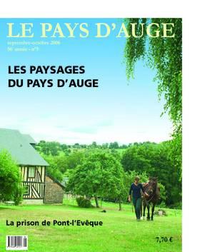 Revue le Pays d'Auge couverture Septembre/Octobre 2006