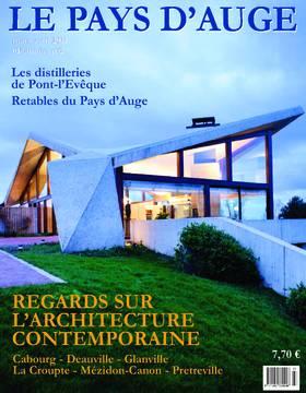 Revue le Pays d'Auge couverture Mars/Avril 2011