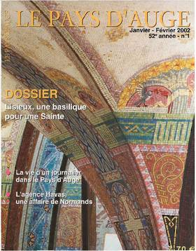 Revue le Pays d'Auge couverture janvier/février 2002