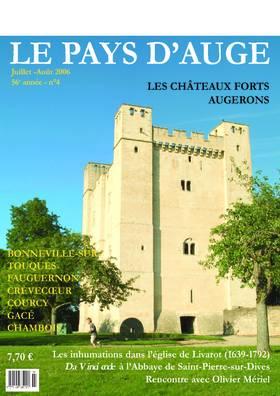 Revue le Pays d'Auge couverture Juillet/Août 2006