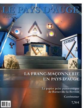 Revue le Pays d'Auge couverture Juillet-Août 2008