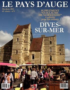 Revue le Pays d'Auge couverture Mai/juin 2013