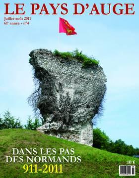 Revue le Pays d'Auge couverture Juillet/Août 2011