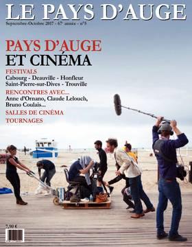 Revue le Pays d'Auge couverture septembre-octobre 2017