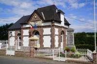 Mairie de Cheffreville-Tonnencourt