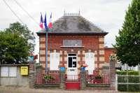 Mairie de Castillon-en-Auge