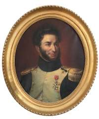 Portrait de Jean-Baptiste Voisin