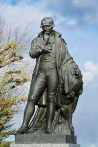 Statue de Laplace