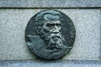 Médaillon représentant Galilée