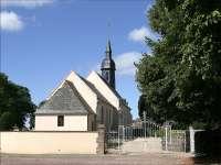 L'église Saint Germain de Biéville