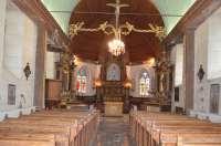 Eglise Notre-Dame. vue générale.