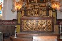 Antependium du maître autel
