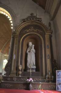 Vierge de l'autel sud