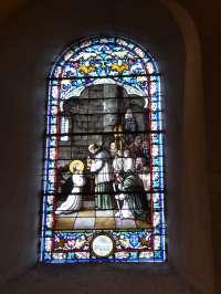 Eglise. Dernière communion de Jeanne d'Arc. Donné en 1928.