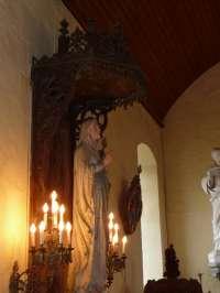 Basseneville. Eglise de l'Assomption.