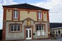 Mairie de l'ancienne commune d'Ammeville