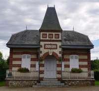 Mairie de Saint-Michel-de-Livet