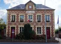 Mairie de Saint-Martin-aux-Chartrains