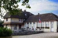 Mairie de Manneville-la-Pipard
