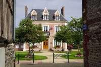 Mairie de La-Rivière-Saint-Sauveur