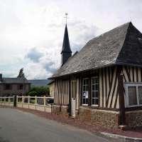 Mairie de La Chapelle-Hareng