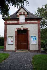 Mairie de Garnetot
