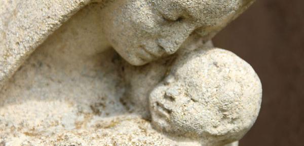 Oratoires à la Vierge en Pays d'Auge