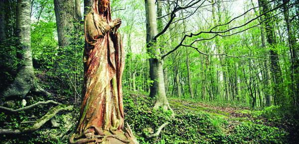 Exposition Marie sur les chemins en Pays d'Auge