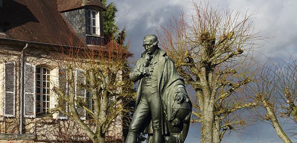 Visite-découverte : Laplace et Beaumont-en-Auge